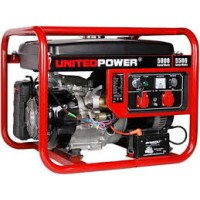 Бензиновый генератор United Power GG4500Е